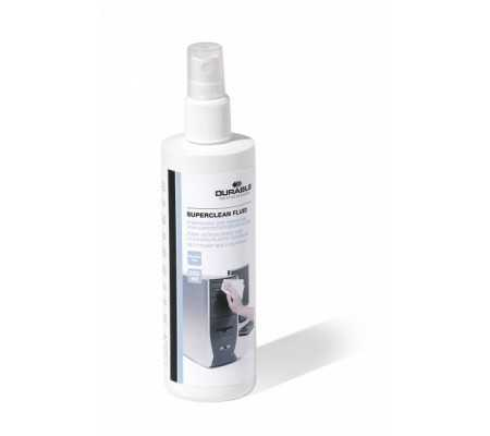 Durable Superclean Fluid 250 ml, Computer Accessories, Best Buy Cyprus, Cleaning & Care Products, DUR5781-19 Durable,