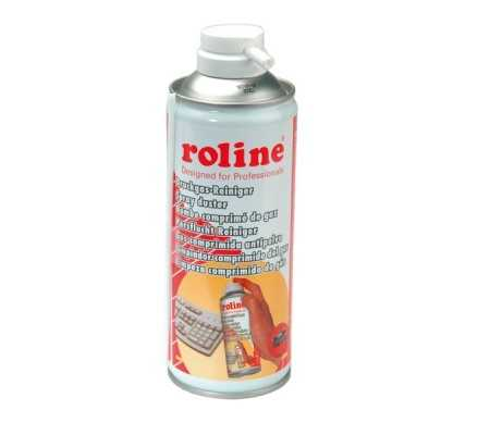 ROLINE Aerosol Can Air Duster (400 ml), Computer Accessories, Best Buy Cyprus, Cleaning & Care Products, RTL19033110 ROLINE