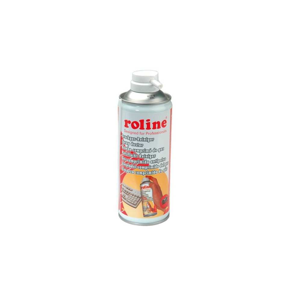 ROLINE Aerosol Can Air Duster (400 ml), Computer Accessories, Best Buy Cyprus, Cleaning & Care Products, RTL19033110 ROLINE,