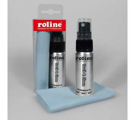 ROLINE Touch & Clean - Cleaning Spray for Smart Phones/Tablet PCs (25 ml), Computer Accessories, Best Buy Cyprus, Cleaning &