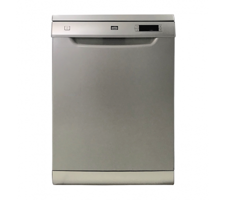 OTTO WQP12-7617J Freestanding Dishwasher Silver, Cooking, Best Buy Cyprus, Dishwashers, WQP12-7617J Otto