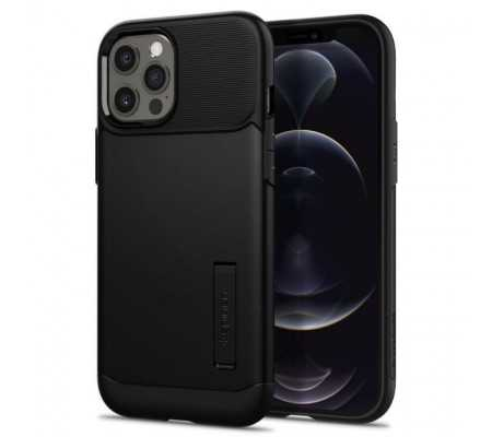 Spigen Slim Armor Apple iPhone 12/12 Pro Black