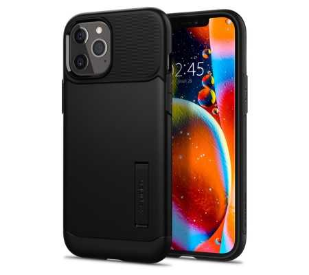Spigen Slim Armor Apple iPhone 12 Pro Max Black