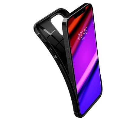 Spigen Rugged Armor Apple iPhone 12/12 Pro Matte Black, Phones & Wearables, Best Buy Cyprus, Phone Cases, 8809710756489 SPIGEN
