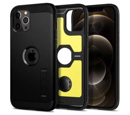 Spigen Tough Armor Apple iPhone 12/12 Pro Black, Phones & Wearables, Best Buy Cyprus, Phone Cases, 8809710756588 SPIGEN