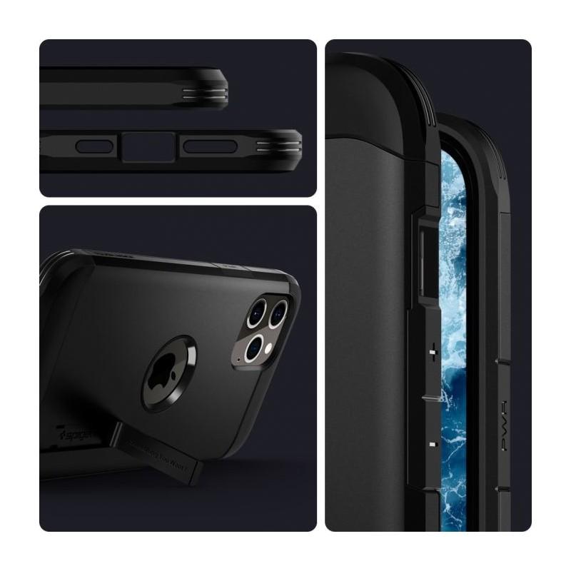 Spigen Tough Armor Apple iPhone 12/12 Pro Black