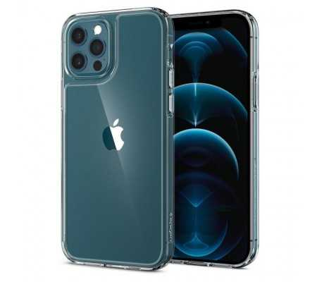 Spigen Quartz Hybrid Apple iPhone 12/12 Pro Crystal Clear, Phones & Wearables, Best Buy Cyprus, Phone Cases, 8809710756533