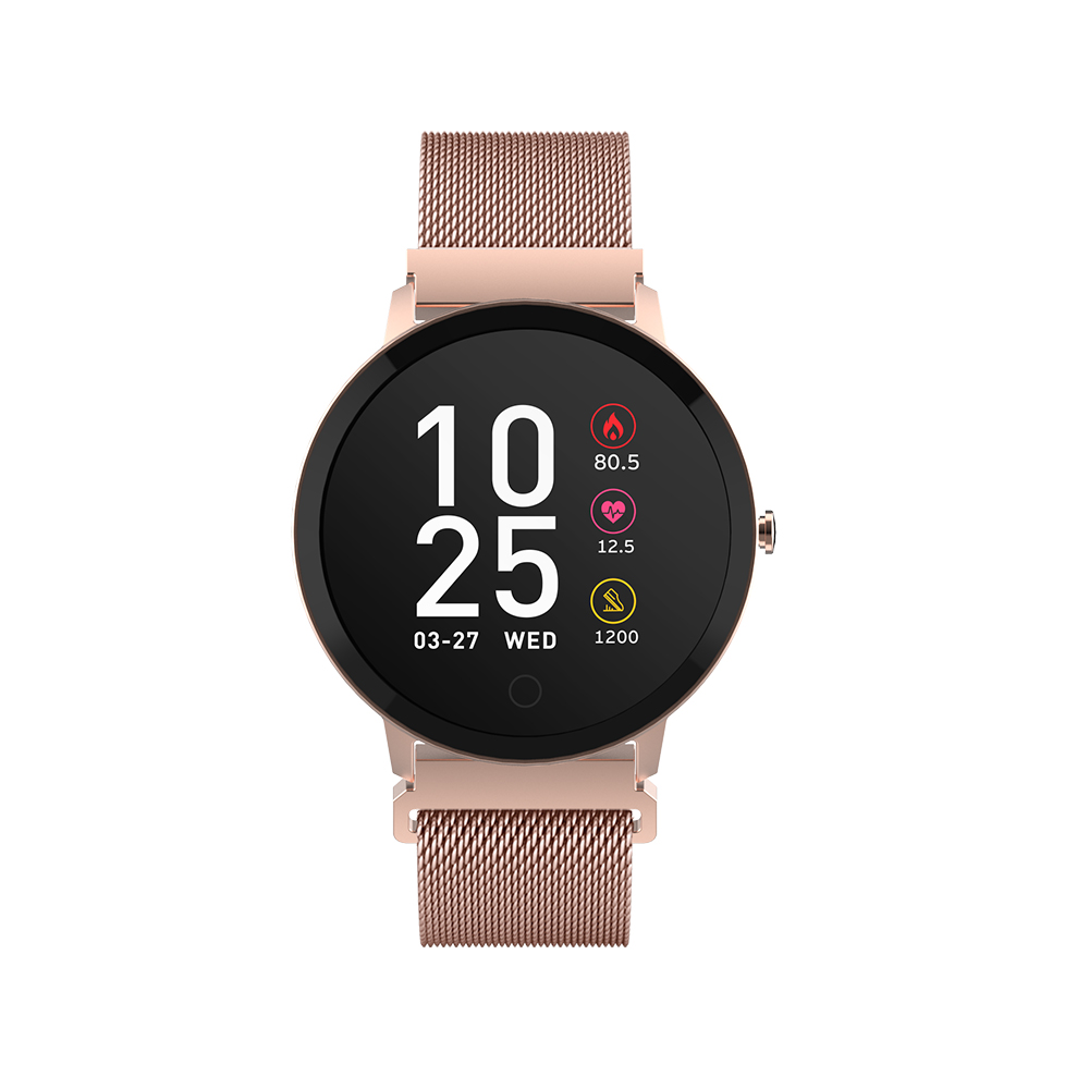 Forever Smartwatch ForeVive SB-320 rose gold, #bestbuycyprus