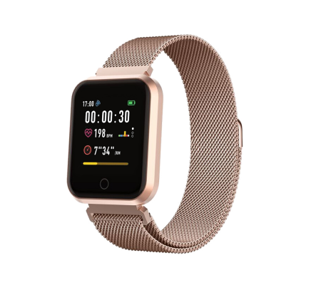 Forever Smartwatch ForeVigo SW-300 rose gold, Phones & Wearables, Best Buy Cyprus, Smart Watches, 5900495780485 Forever,