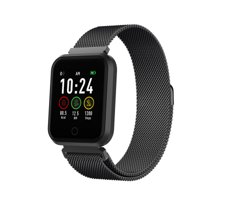 Forever Smartwatch ForeVigo SW-300 black, Phones & Wearables, Best Buy Cyprus, Smart Watches, 5900495780478 Forever