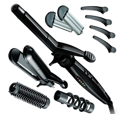 Remington S8670 Multi-Style Reversible Styling Plates, Health & wellbeing, Best Buy Cyprus, Hair Stylers, RE-S8670 Remington