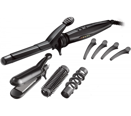 Remington S8670 Multi-Style Reversible Styling Plates, Health & wellbeing, Best Buy Cyprus, Hair Stylers, RE-S8670 Remington,