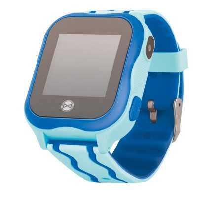 Forever GPS WI-FI kids watch See Me KW-300 Blue