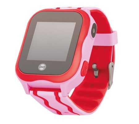 Forever GPS WI-FI kids watch See Me KW-300 Pink, Phones & Wearables, Best Buy Cyprus, Smart Watches, 5900495681973 Forever