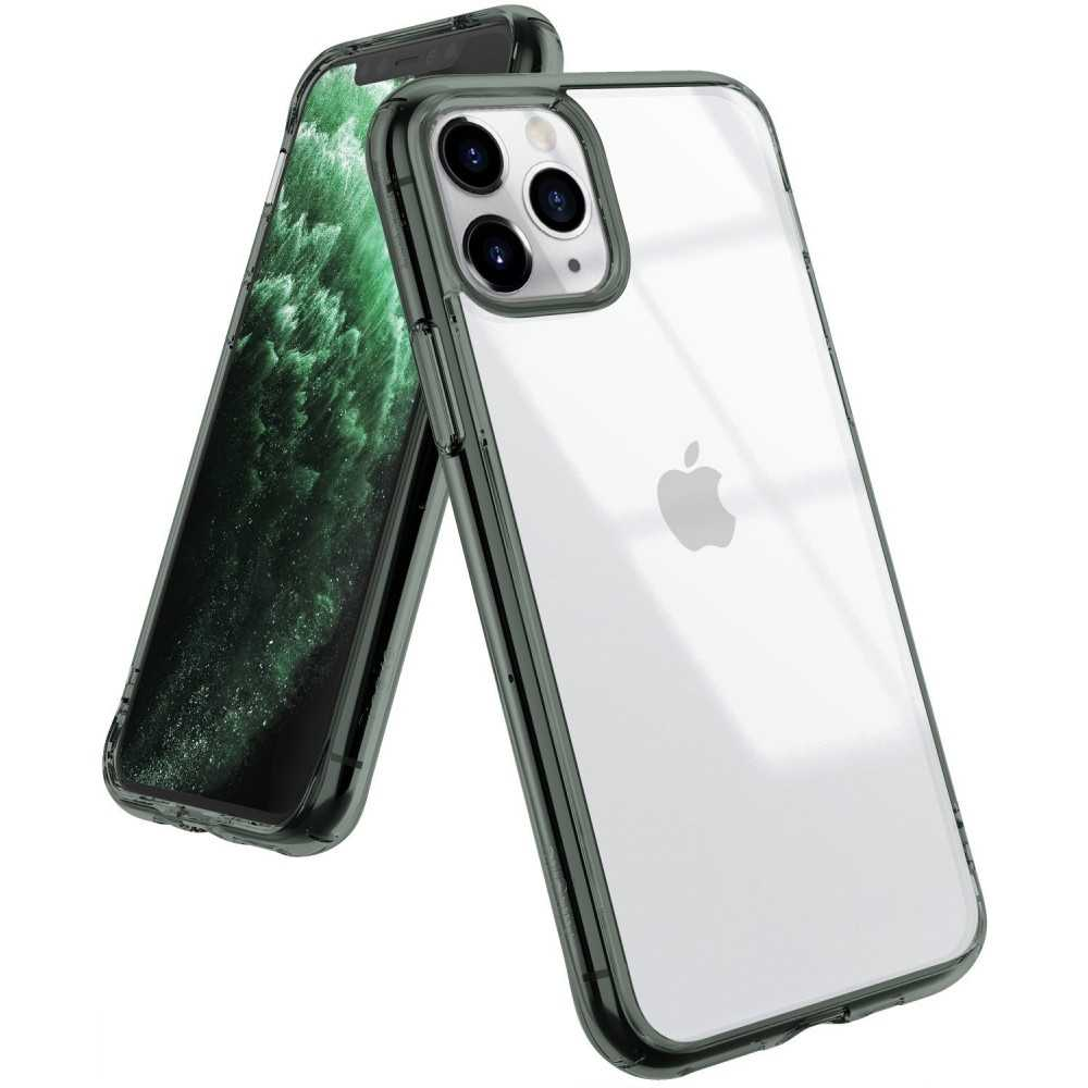 Ringke Fusion Apple iPhone 11 Pro Max Pine Green, Phones & Wearables, Best Buy Cyprus, Phone Cases, RGK1040GRN #RINGKE