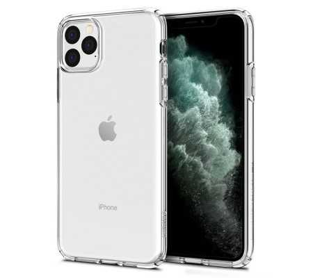 Spigen Liquid Crystal Apple iPhone 11 Pro Max Clear, Phones & Wearables, Best Buy Cyprus, Phone Cases, SPN417CL #SPIGEN