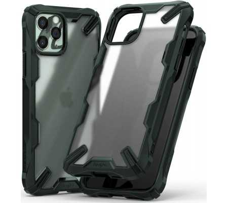 Ringke Fusion-X Apple iPhone 11 Pro Max Matte Dark Green, Phones & Wearables, Best Buy Cyprus, Phone Cases, RGK1045MGRN #RINGKE