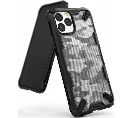 Ringke Fusion-X Design Apple iPhone 11 Pro Max Camo Black