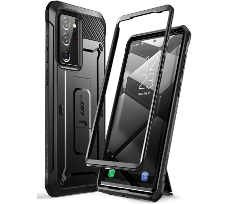 Supcase Unicorn Beetle Pro Samsung Galaxy Note 20 Ultra Black