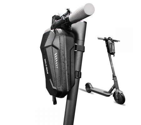 WildMan Hardpouch Electric Scooter M Black