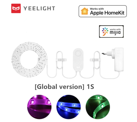 Yeelight LED Lightstrip 1S, Home Lighting, Best Buy Cyprus, LED Strips, 608887786590 Yeelight