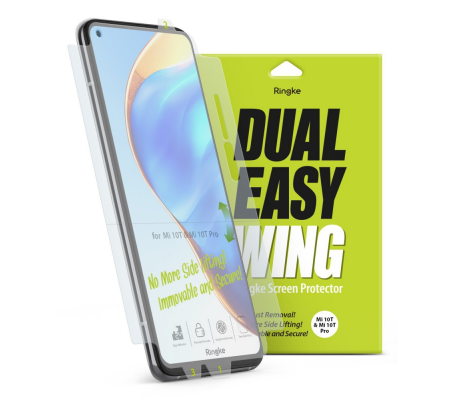 Ringke Dual Easy Wing Full Cover Xiaomi Mi 10T/Pro [2 PACK], Phone Cases, Best Buy Cyprus, Xiaomi Cases, 8809758108165 RINGKE