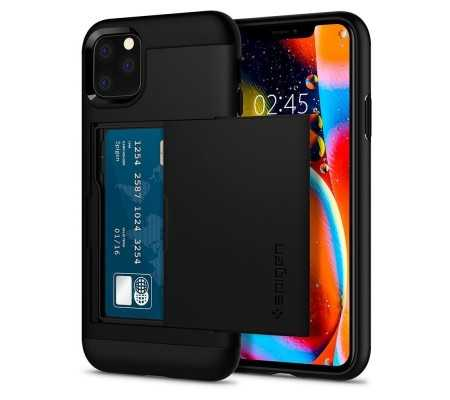 Spigen Slim Armor CS Apple iPhone 11 Pro Max Black