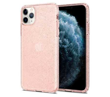 Spigen Liquid Crystal Apple iPhone 11 Pro Max Glitter Rose