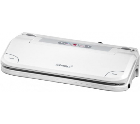 Steba VK 5 vacuum sealer White, Small Appliances, Best Buy Cyprus, Food Vacuum Sealers, 527585 Steba
