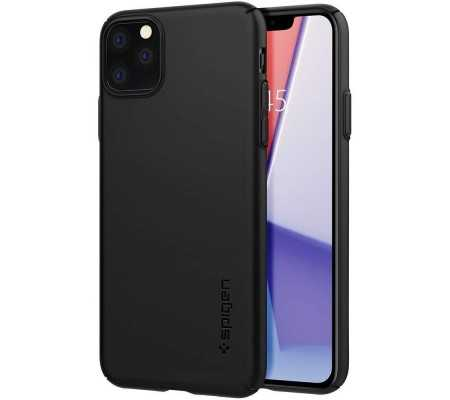 Spigen Thin Fit Air Apple iPhone 11 Pro Max Black, Phones & Wearables, Best Buy Cyprus, Phone Cases, SPN831BLK #SPIGEN