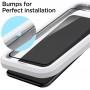 Spigen GLAS.tR AlignMaster Apple iPhone 11 Pro Max Black