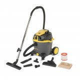 Stanley® 35l Wet And Dry Vacuum Cleaner With Power Tool Connectivity
