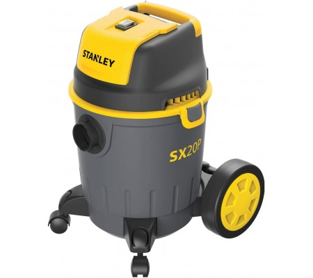 Stanley SXVC20PE Wet and Dry Vacuum Cleaner 20L