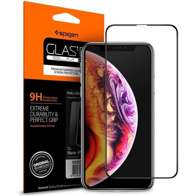 Spigen GLAS.tR TC 3D Full Cover Case Friendly iPhone 11 Pro/iPhone XS