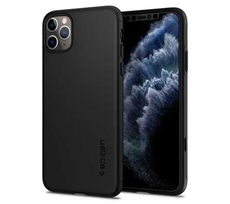 Spigen Thin Fit Classic Apple iPhone 11 Pro Black, Phones & Wearables, Best Buy Cyprus, Phone Cases, SPN457BLK #SPIGEN