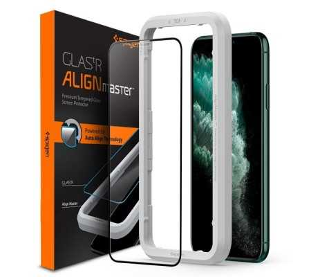 Spigen GLAS.tR AlignMaster Apple iPhone 11 Pro Black