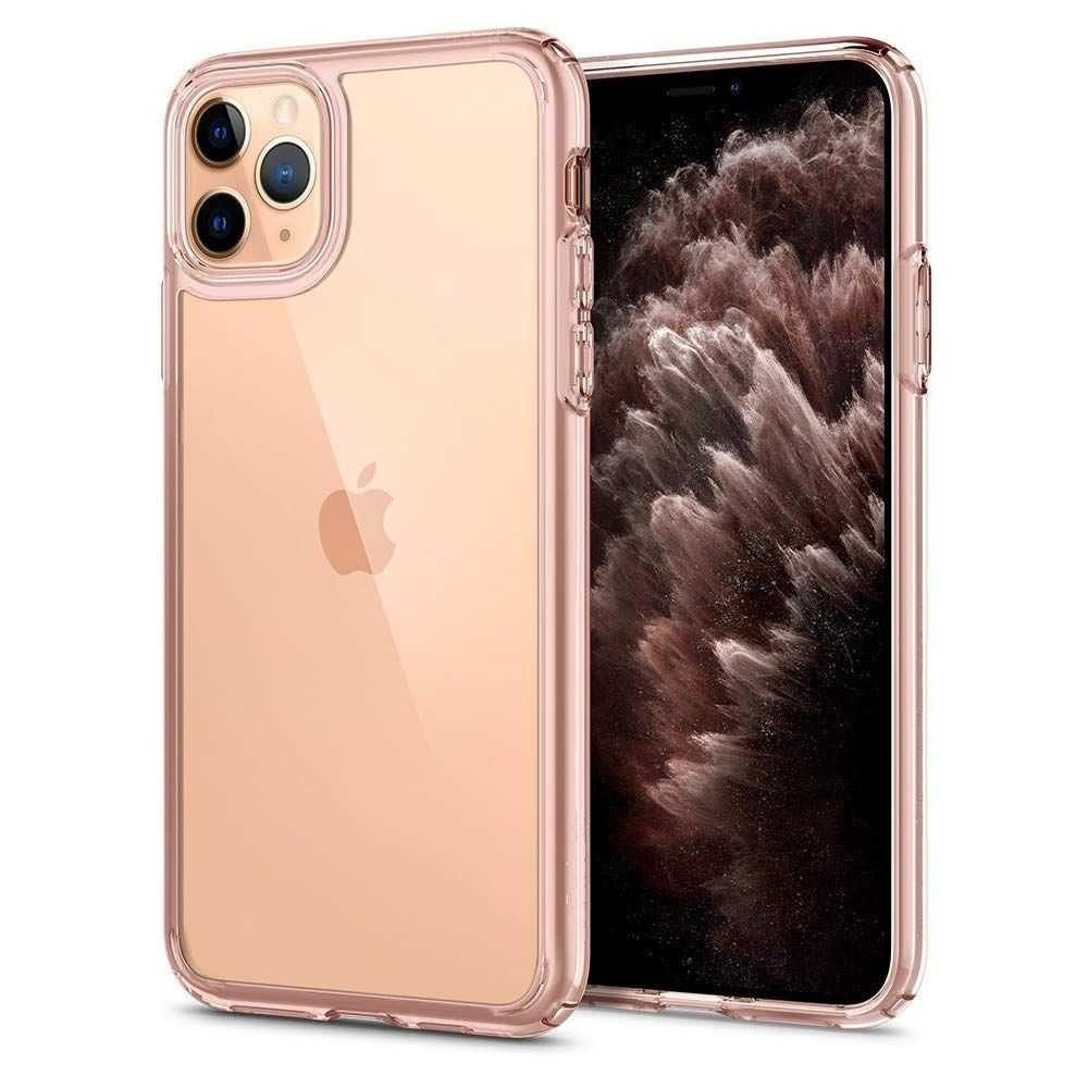 Spigen Ultra Hybrid Apple iPhone 11 Pro Rose Crystal, Phones & Wearables, Best Buy Cyprus, Phone Cases, SPN949RS #SPIGEN