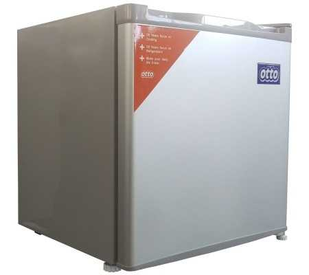 Otto Mini Bar Fridge MR-50 S 46lt A+ Silver, Refrigerators, Best Buy Cyprus, Freestanding Fridges, MR-50S Otto