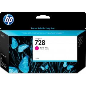 HP 728 Original Magenta Ink Cartridge