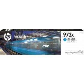 HP 973X Original Cyan Ink Cartridge