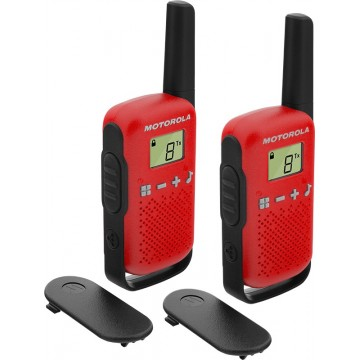 Motorola Talkabout T42 Twin-Pack Red, #bestbuycyprus