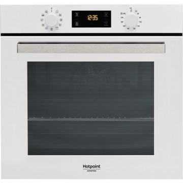 Hotpoint FA3 841 H WH HA Electric Oven 71L 2900W White A, #bestbuycyprus