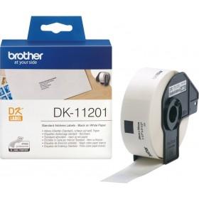Brother DK11201 Standard address labels