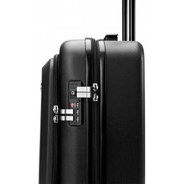 HP All in One Carry On Luggage Trolley (ABS)