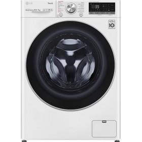 Lg F4DV710H1 Washing Machine / Dryer 10.5 / 7kg, AI DD ™ Steam TurboWash ™ Eco Hybrid