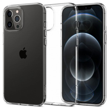 Spigen Liquid Crystal Apple iPhone 12/12 Pro Crystal Clear,  #bestbuycyprus, Our new Liquid Crystal bears everything you need