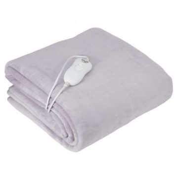 Adler AD7425 Single Electric Heating Blanket 60W with Coral Fleece, #bestbuycyprus
