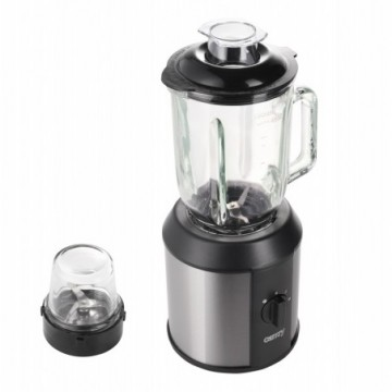 Camry CR4058 Blender with Grinding Attachment and Crush Ice Function 1500W,  #bestbuycyprus, The blender has been equipped with