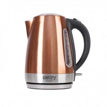 Camry CR1271 Stainless Steel Kettle 1.7L 2200W, #bestbuycyprus