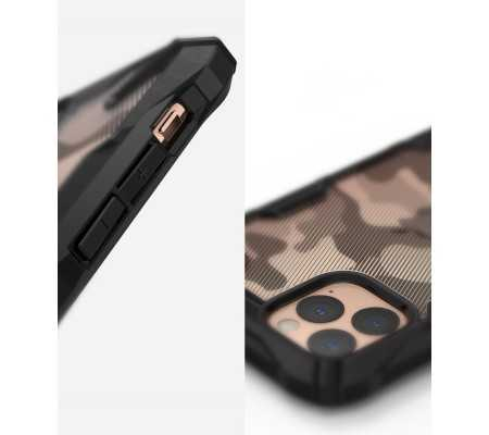 Ringke Fusion-X Design Apple iPhone 11 Pro Camo Black